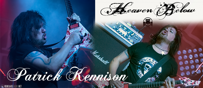 An Evening with Patrick Kennison