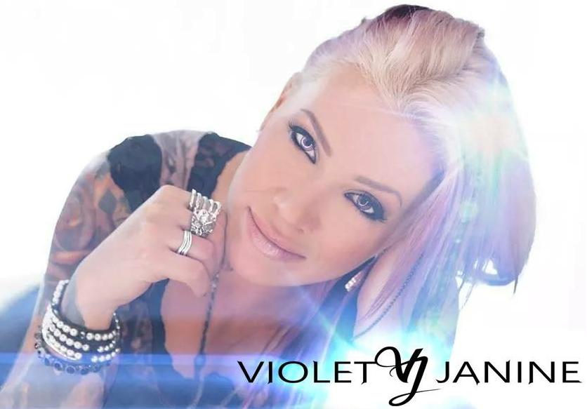 Violet Janine