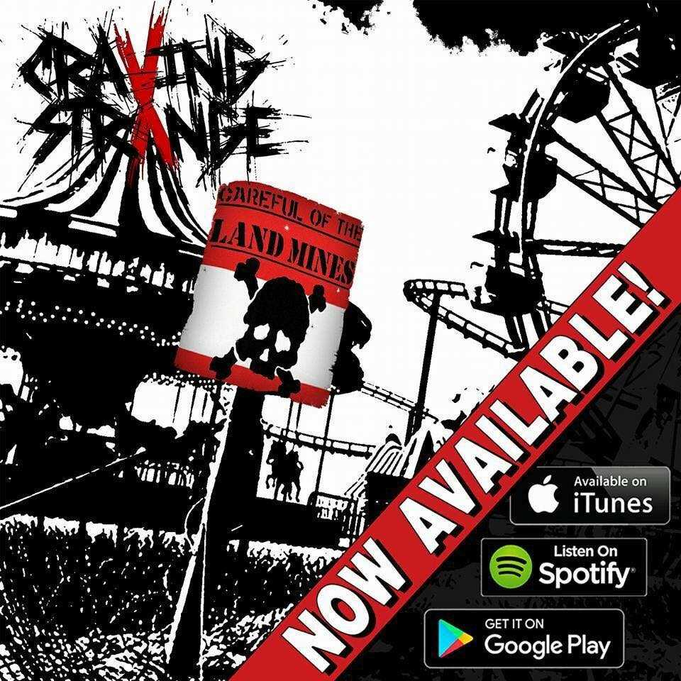 "Craving Strange – ""Careful Of The Landmines"" Review"