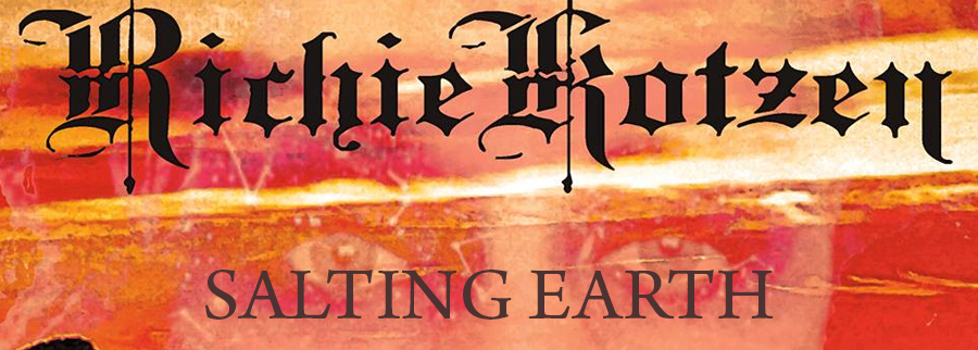 Richie Kotzen – Salting Earth Review