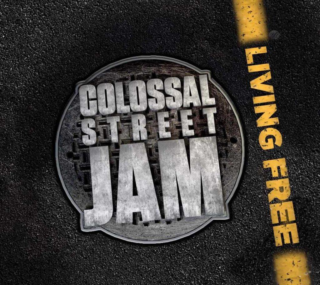 icepicks for July – Colossal Street Jam, Living Free