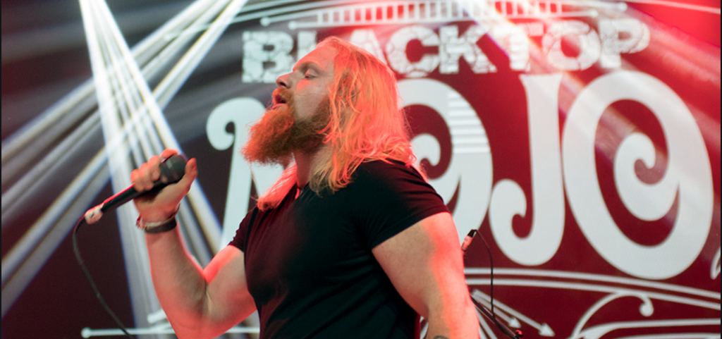 An Evening with Matt James, Blacktop Mojo Frontman
