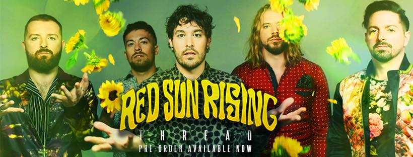 Red Sun Rising – Icepick for April