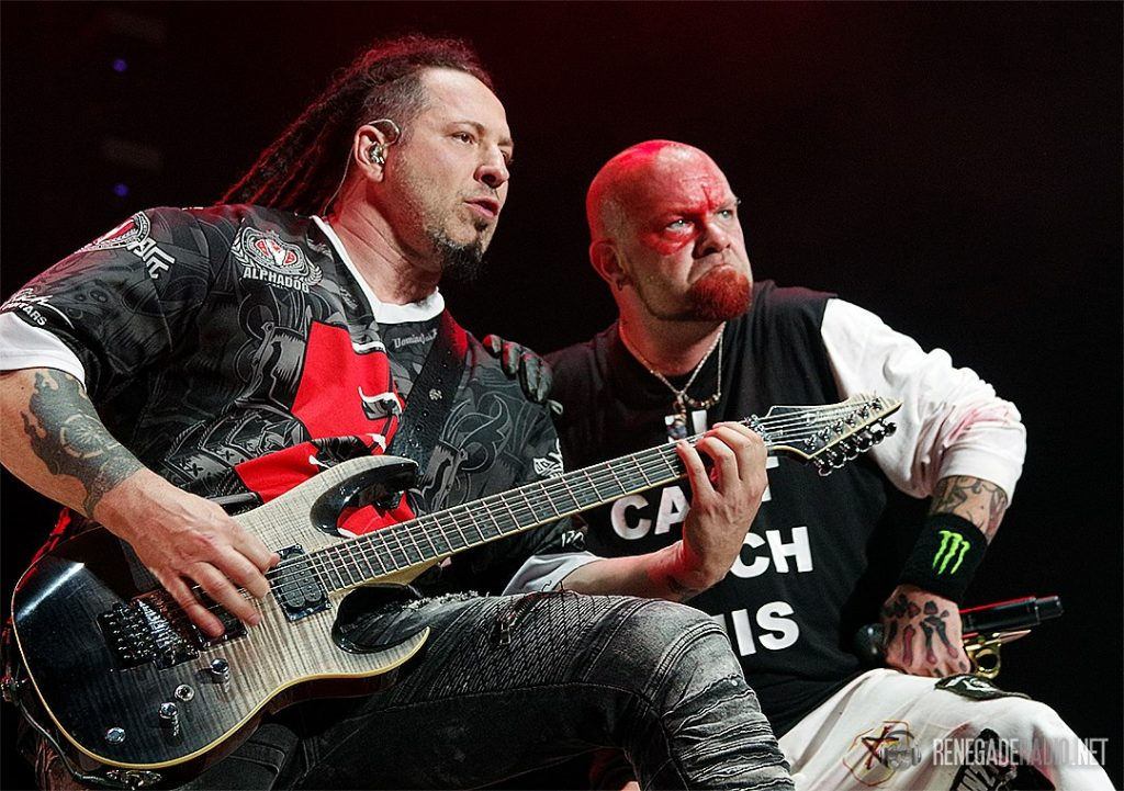 Five Finger Death Punch 2018 Tour Review