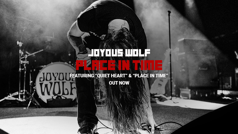 Review: Joyous Wolf – Place in Time