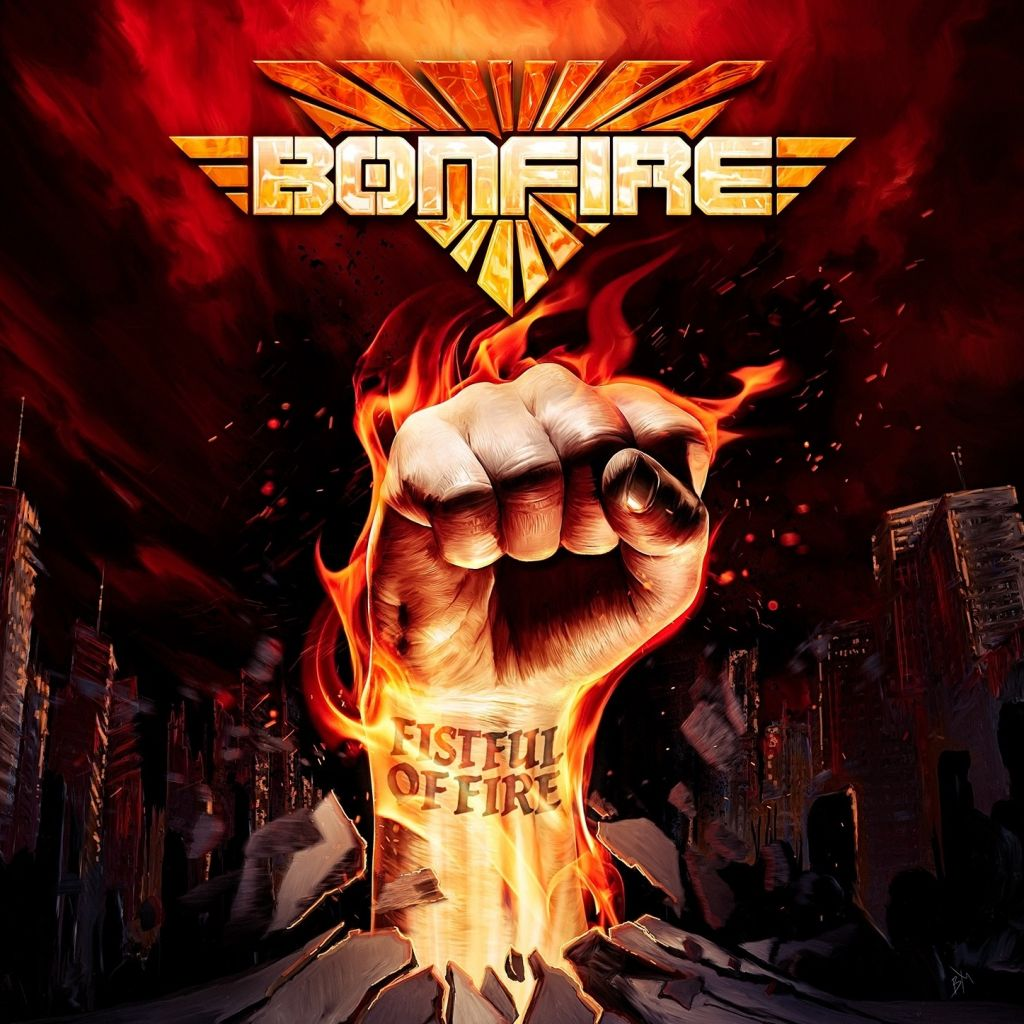 REVIEW: Bonfire – Fistful of Fire