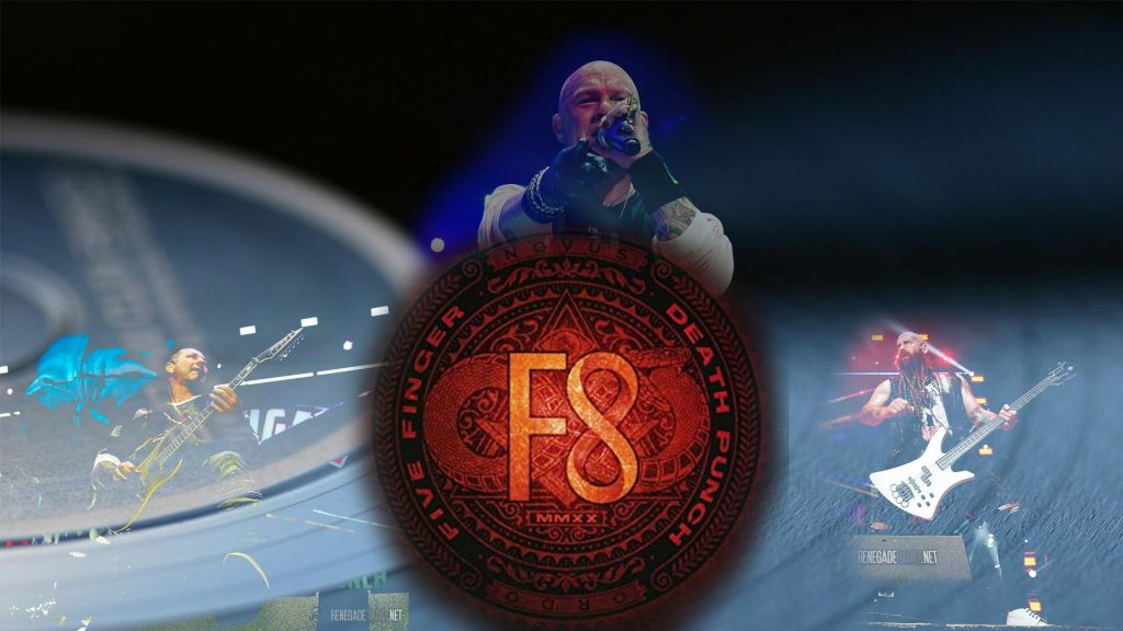 Review: Five Finger Death Punch – F8 (Fate)