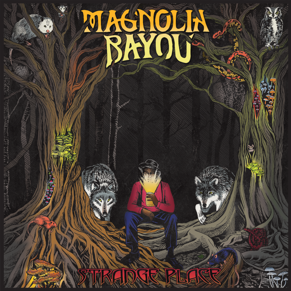 Icepick for September – Magnolia Bayou