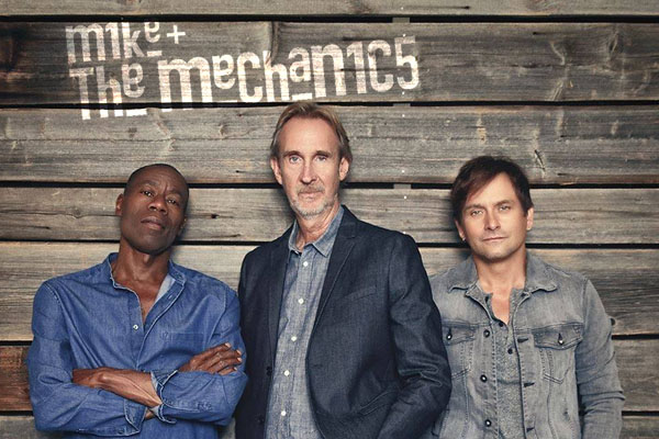 mike and the mechanics, post 2010
