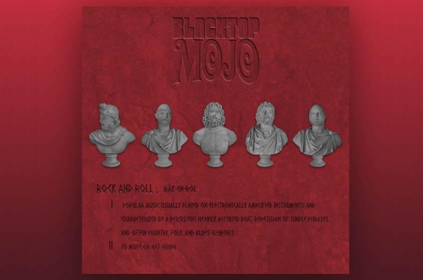Blacktop Mojo – Self Titled Blacktop Mojo Review